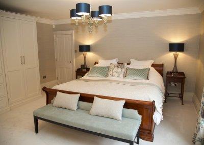 Bedroom interiors No 16 Interiors