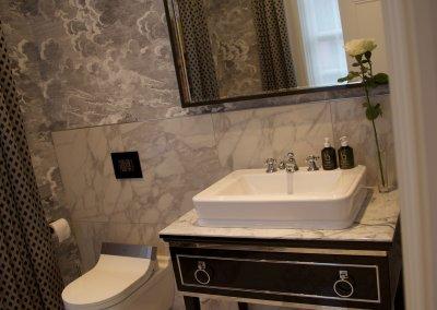 Bathroom design Nottinghamshire