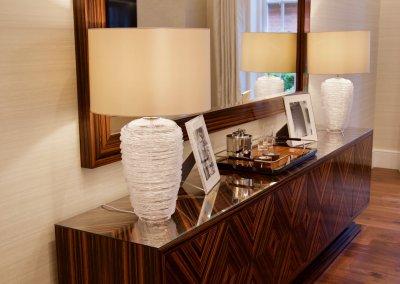 Sideboard interior design