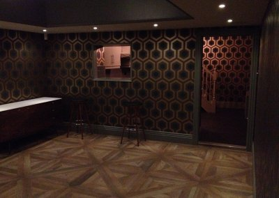 theatre room design newark
