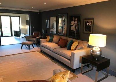 No 16 interior lounge